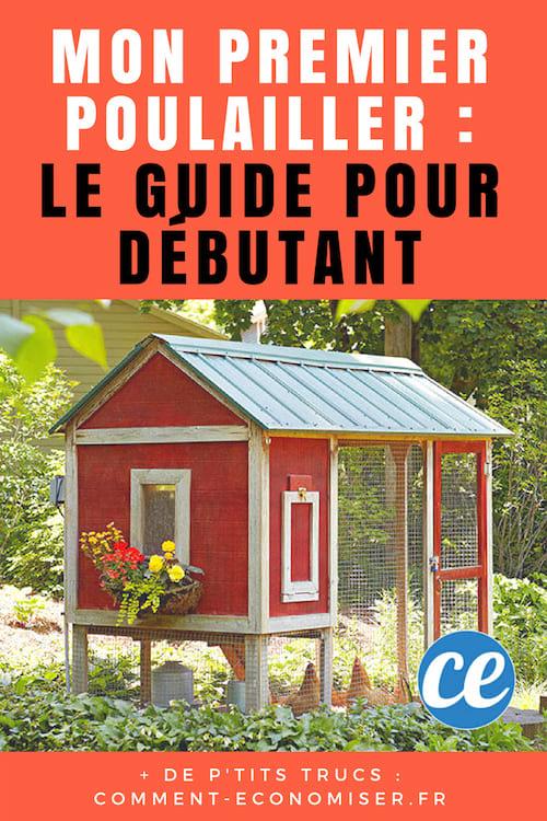 mon premier poulailler le guide facile pour les d butants. Black Bedroom Furniture Sets. Home Design Ideas