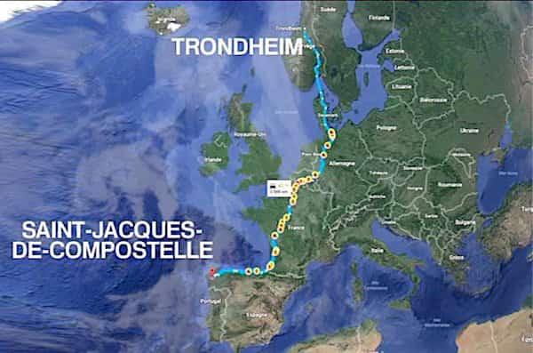 itinéraire de l'eurovelo3
