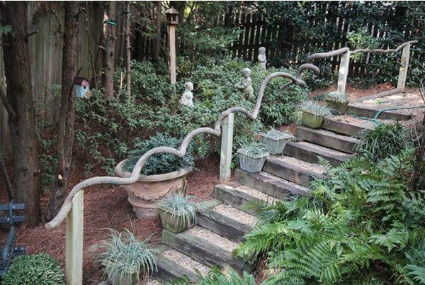 11 Superbes Rampes d\'Escalier Que Vous Aimeriez Bien Avoir à la Maison.