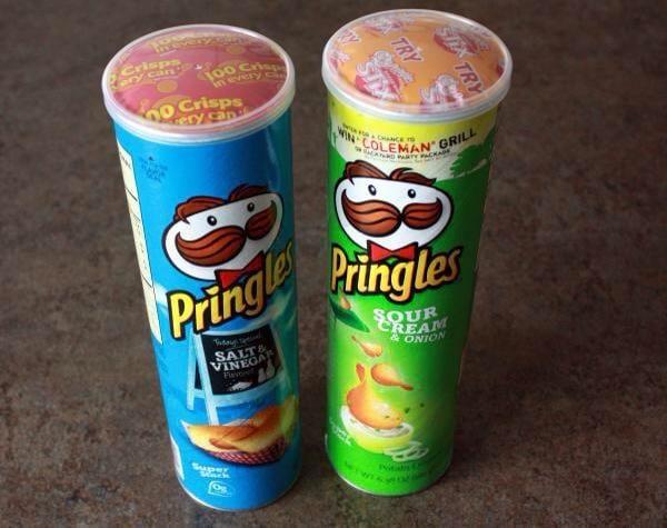 tubes de chips springle