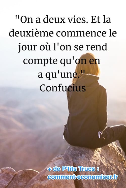 citation de confucius sur la vie