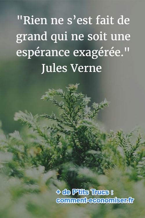 citation de Jules Verne