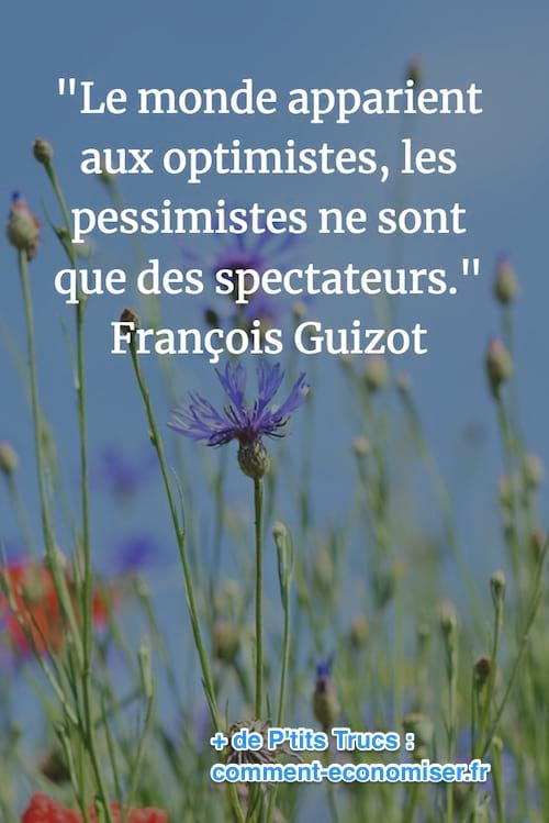 citation sur l'optimisme et le pessimisme