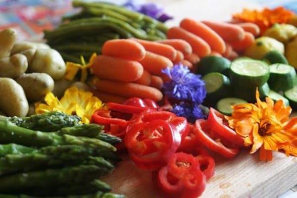 recette light et pas cher : apéro aux légumes