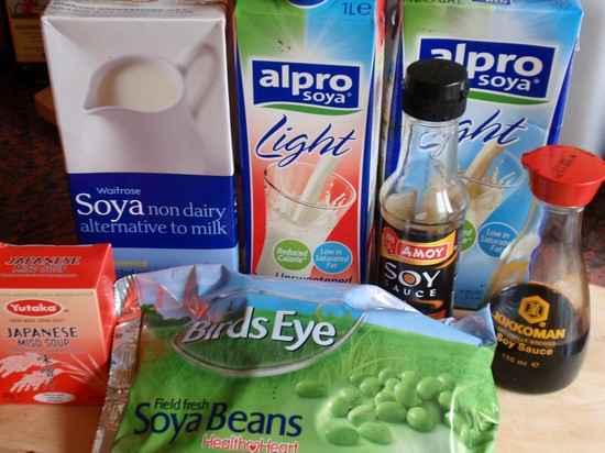 soja est dangereux pour hormones et santé