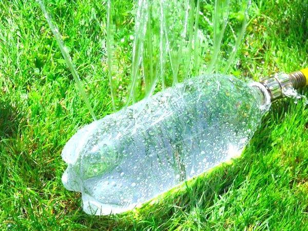 arroseur pluie adapté avec tuyau arrosage