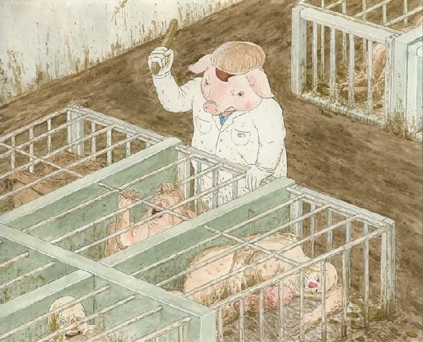 experience-sur-humain-cochon