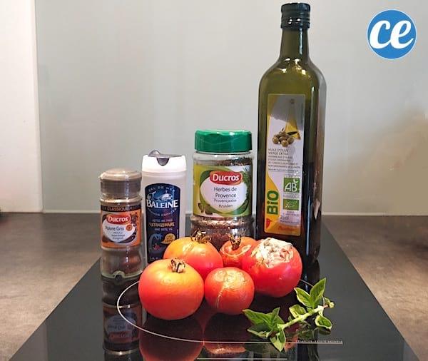 coulis de tomate fait maison avec tomates trop mûres