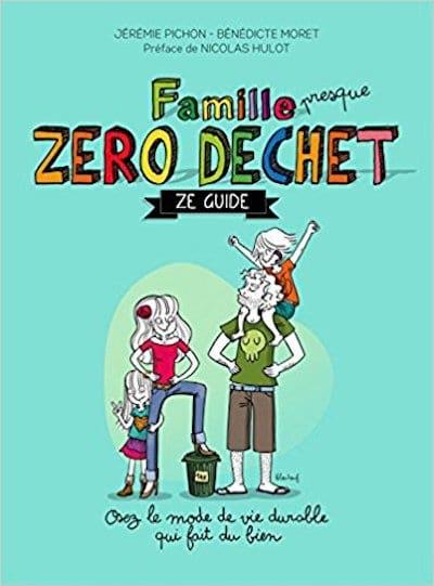Acheter livre famille zéro déchets