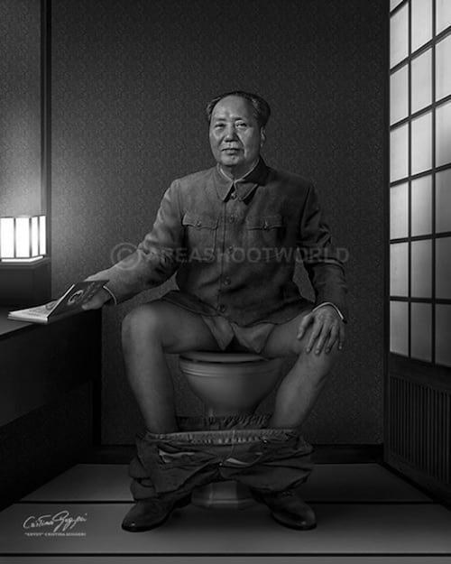 Mao vu par Cristina Guggeri