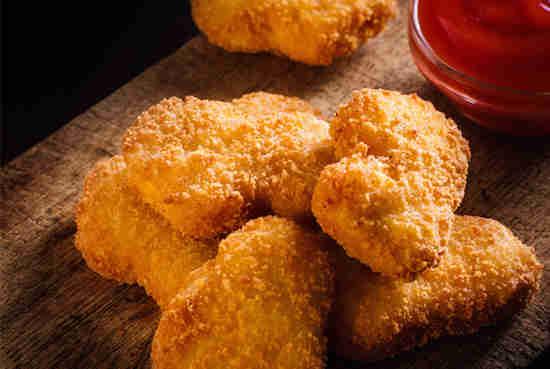 Les chicken mcnugetts contiennent du polydiméthylsiloxane