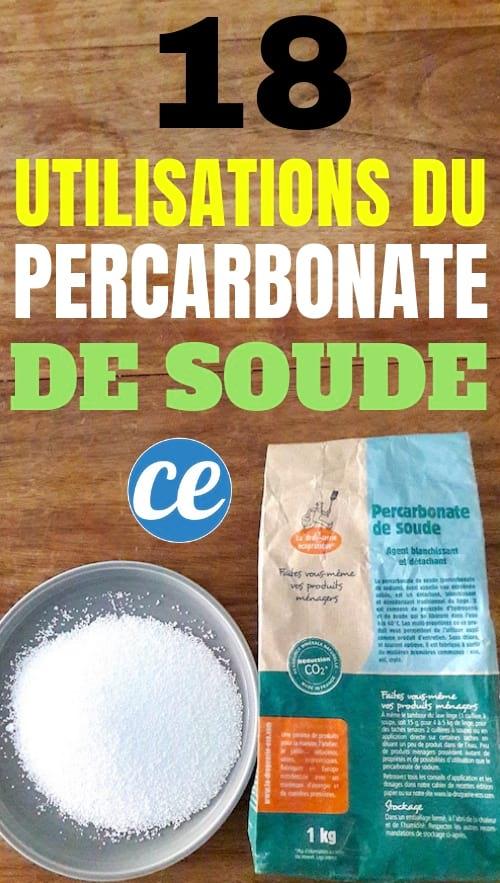 toutes les utilisations du bicarbonate de soude dans la maison et le jardin