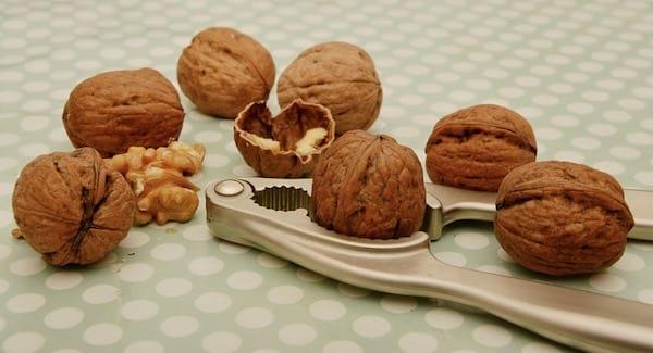 des recettes simples pour cuisiner les noix