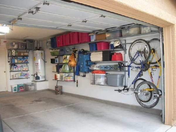 20 Super Idées De Rangement Pour Avoir Un Garage Toujours