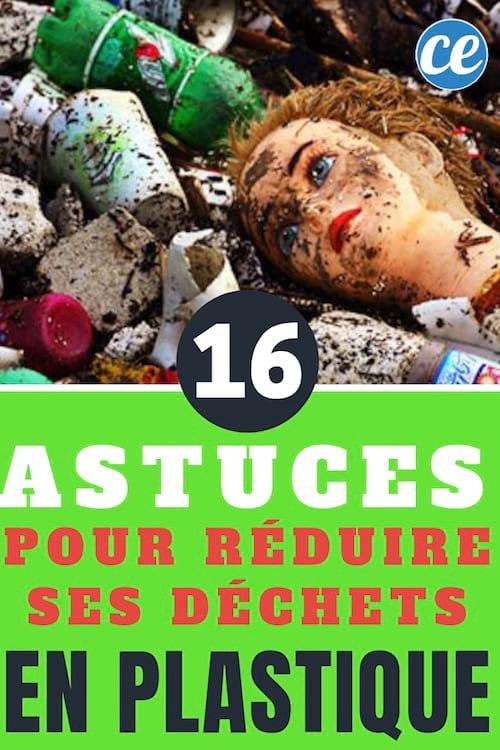 des astuces simples à mettre en oeuvre pour consommer moins de plastique