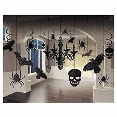 décoration d'halloween pas chères