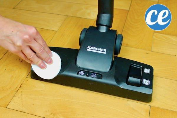 comment nettoyer un aspirateur sans sac en 8 tapes super faciles. Black Bedroom Furniture Sets. Home Design Ideas