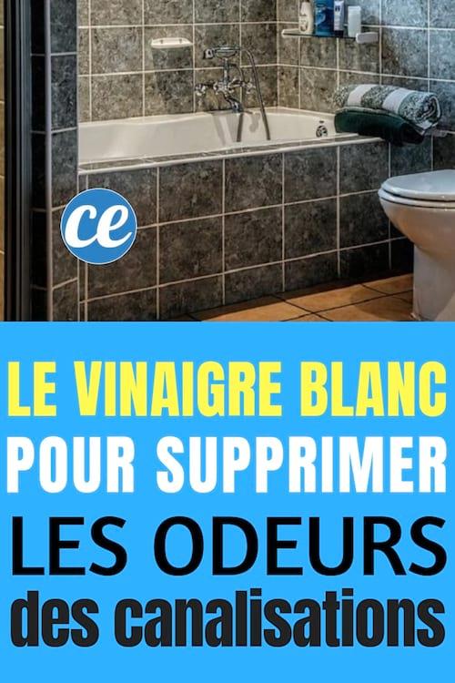 le vinaigre blanc pour supprimer les odeurs dans les. Black Bedroom Furniture Sets. Home Design Ideas