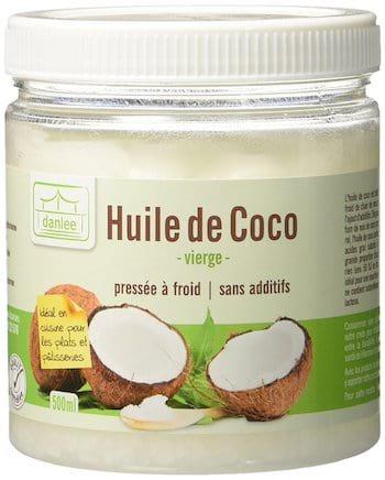 Où acheter huile de coco pas cher sur amazon