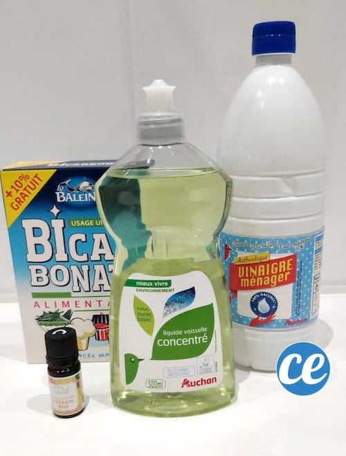 comment fabriquer son liquide vaisselle bio facile pas. Black Bedroom Furniture Sets. Home Design Ideas