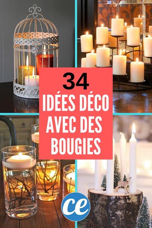 34 Idées De Décoration Pour Noël ...