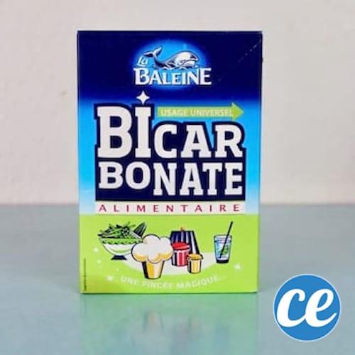 Grâce au bicarbonate, vous pouvez dire adieu aux traces de moisissure !