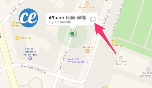 En cas de perte ou de vol de votre iPhone, nous mettons également à votre disposition des fiches conseils très complètes et détaillées vous guidant pas à pas dans les démarches à faire pour maximiser vos chances de retrouver votre iPhone.