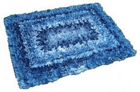créer un tapis avec un vieux jean