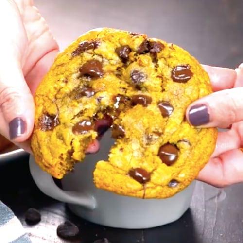 Quoi de meilleur qu'un délicieux cookie ultra-moelleux aux pépites de chocolat ?