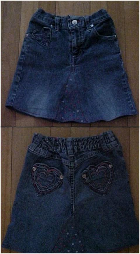 transformer un pantalon en jupe