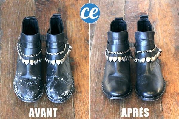 les ChaussuresL'Astuce Sur Traces Géniale Les Sel De Pour Ibf7y6Ygv