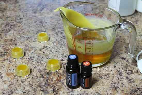 ingrédients pour fabriquer son baume à lèvres maison
