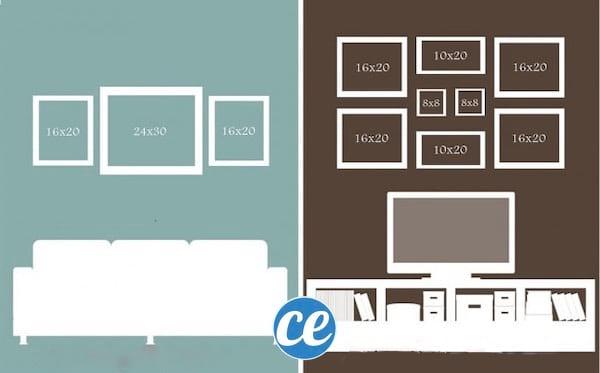 43 super id es simples et pas ch res pour rendre votre. Black Bedroom Furniture Sets. Home Design Ideas