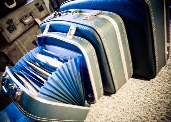 ranger ses papiers administratifs dans une valise