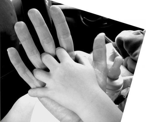 mains douces