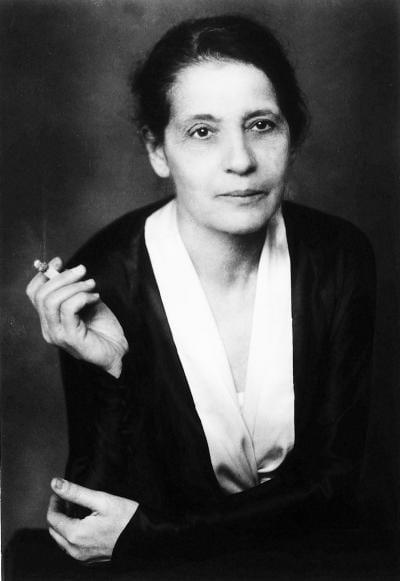 Lise Meitner est une grande physicienne