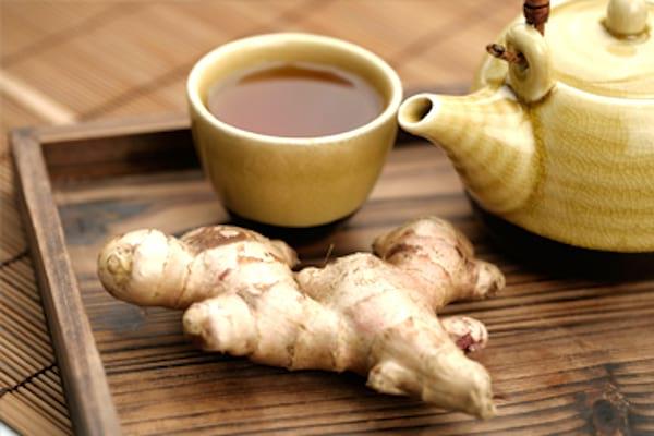 Buvez du gingembre pour soulager les règles douloureuses