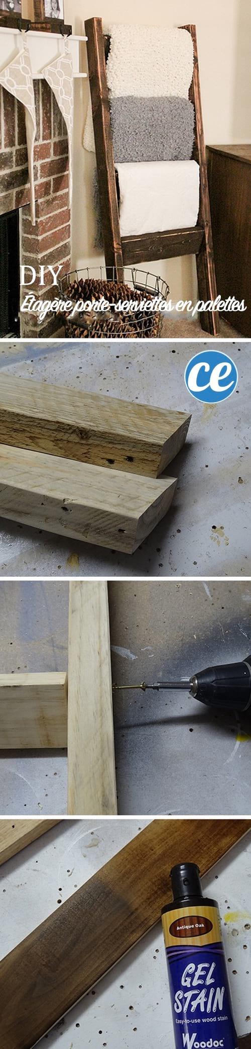 Idée Déco Avec Des Palettes 19 super idées de déco avec de vieilles palettes en bois.