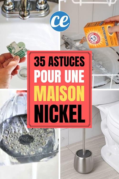 35 Astuces De Nettoyage Que Tous les Maniaques De la Propreté Vont Adorer !