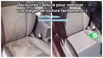 Comment nettoyer les sièges de voiture