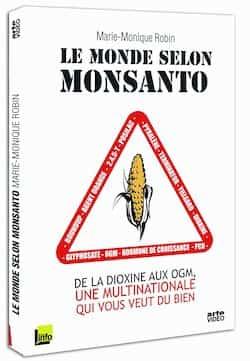 Livre le monde selon Monsanto