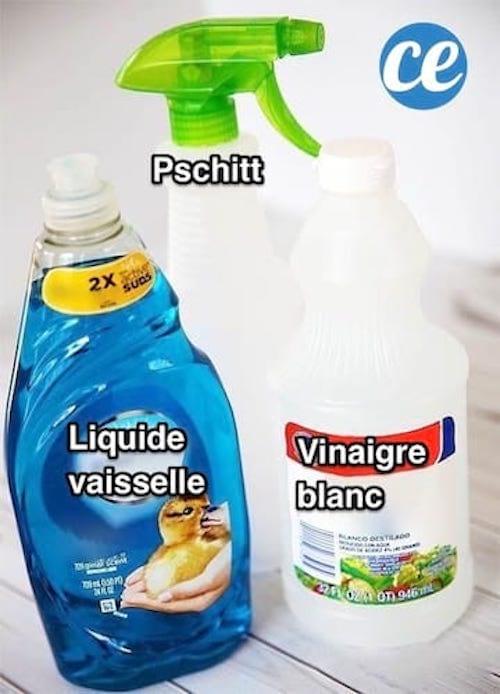 Nettoyer la douche et la baignoire facilement avec ce produit maison