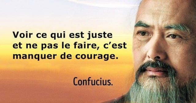 10 citations De Confucius Qui Vont Vous Changer la Vie.