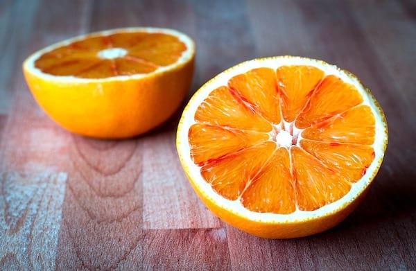 manger des oranges peu caloriques