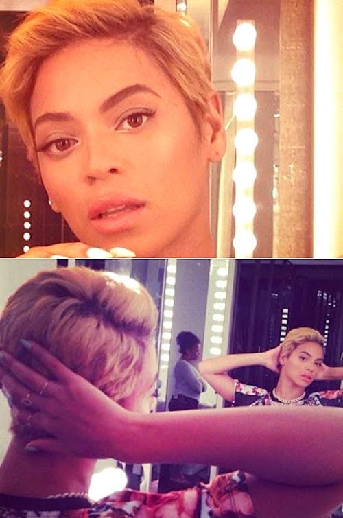 Demandez à votre coiffeur de prendre des photos de votre nouvelle coupe sous tous les angles.