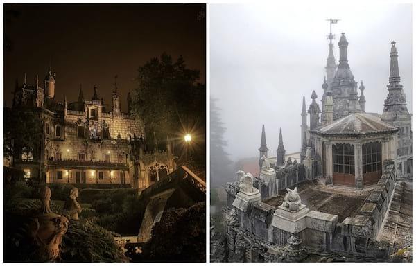 châteaux les plus romantiques du Portugal