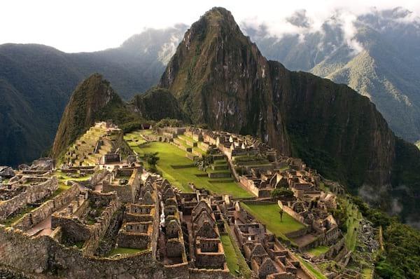 le Chemin Inca jusqu'au Machu Picchu