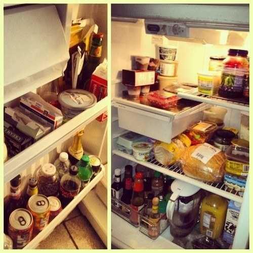 Prenez une photo de votre frigo pour ne pas acheter des choses que vous avez déjà