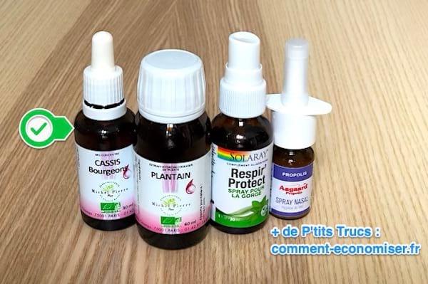 Le meilleur traitement naturel contre les allergies au pollen