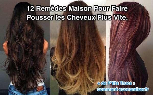 12 Remedes Maison Pour Faire Pousser Les Cheveux Plus Vite